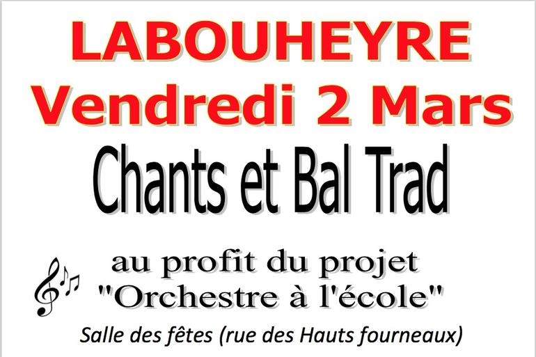Chants et Bal Trad
